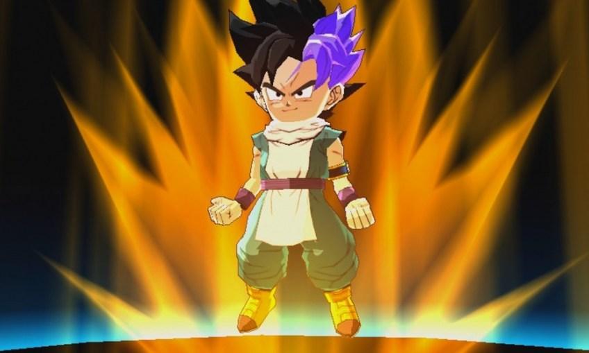 Dragon-Ball Fusions Nintendo 3DS Bandai Namco Gamempire 001