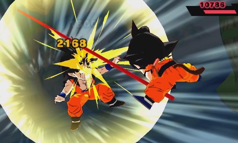 Dragon-Ball Fusions Nintendo 3DS Bandai Namco Gamempire 002