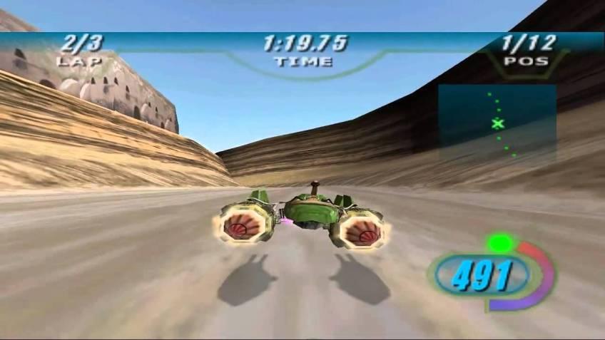 Star Wars: Episodio I Racer Gamempire