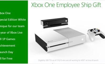 white Xbox One consoles