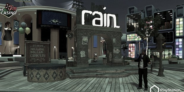 PlayStation's rain Launch Trailer