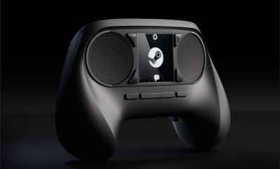 Valve reveals Steam Controller