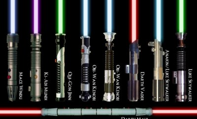 Scientists Discover Real-Life Lightsaber Material Using Lasers