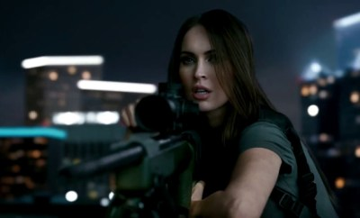 Call of Duty: Ghosts Trailer Featuring Megan Fox