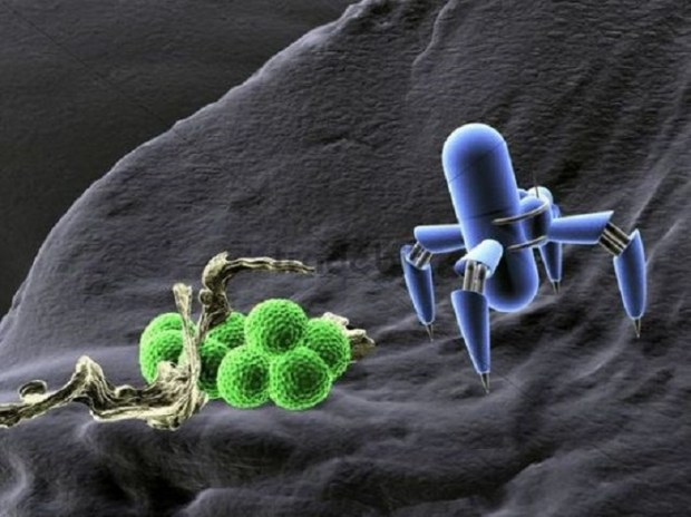 Micro Robots That Can Do Surgery From Inside of Your Body