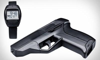 rmatix Firearm smart system gun