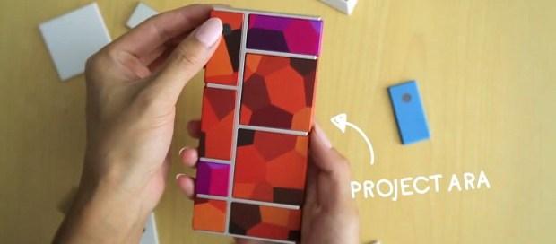 Google PhoneBloks Prototype