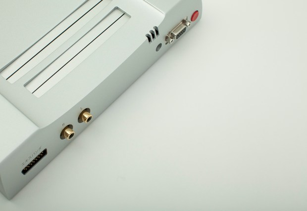 Aluminum Nintendo Entertainment System (2)