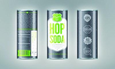Hop Soda: The Taste of Beer, No Alcohol