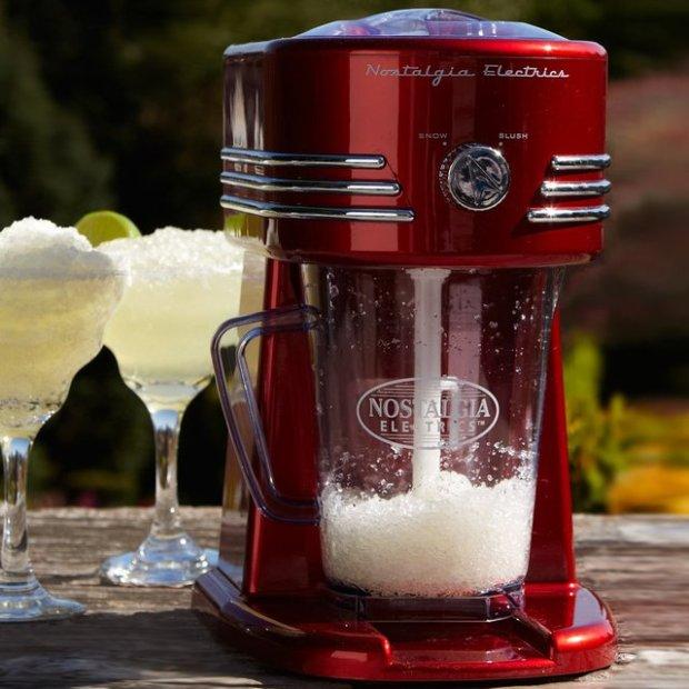 Retro Frozen Beverage Maker