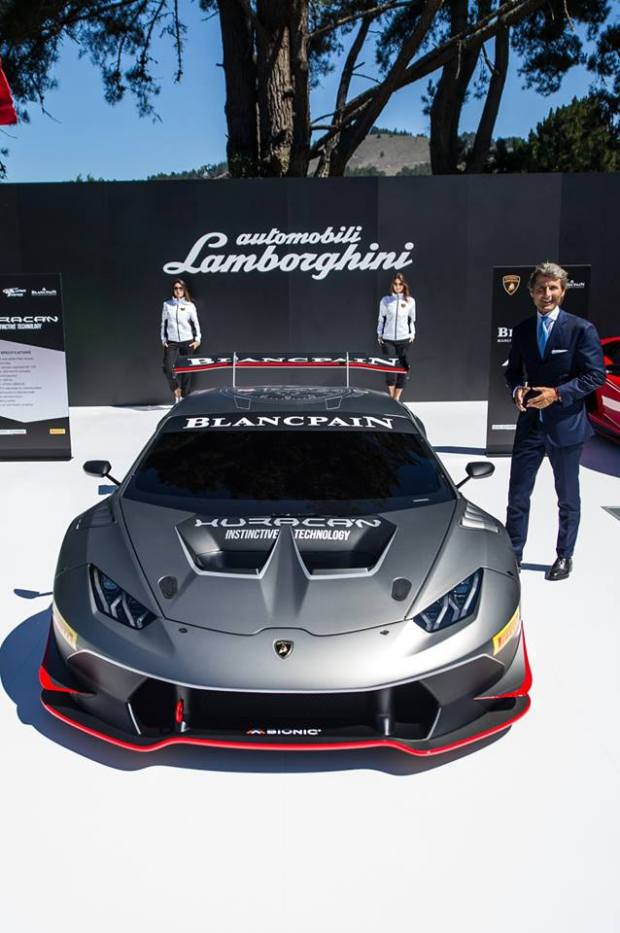 Lamborghini's Huracan Transforms Into lightweight Super Trofeo