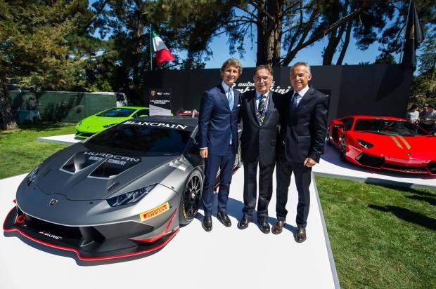 Lamborghini's Huracan Transforms Into lightweight Super Trofeo