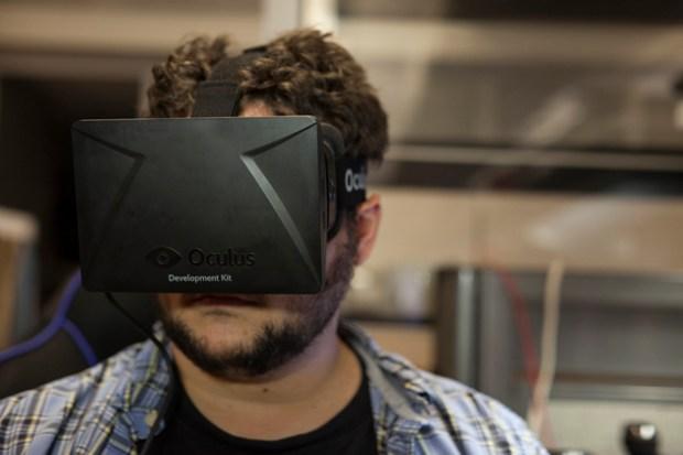 Oculus Rift Tech Demo