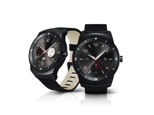 The LG G Watch R