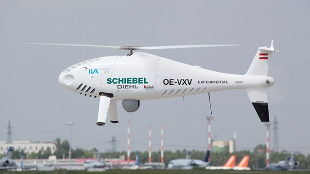Camcopter S-100 Unmanned Air System
