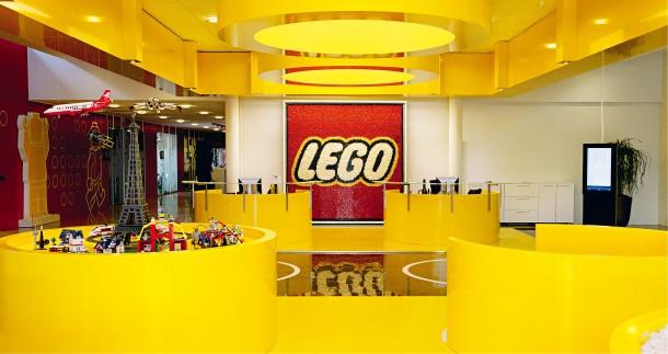 LEGO Headquarters in Denmark