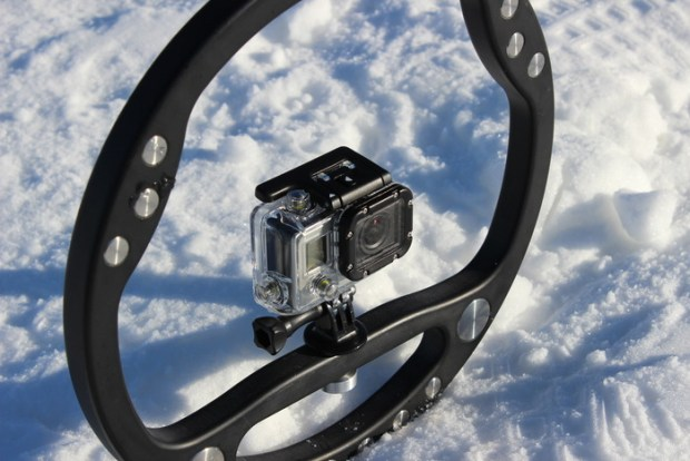 SteadyWheel Camera Stabilizer