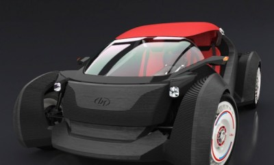 Strati - World's First 3D Printed Car
