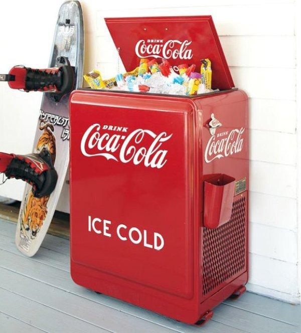 Coca-Cola Drink Cooler