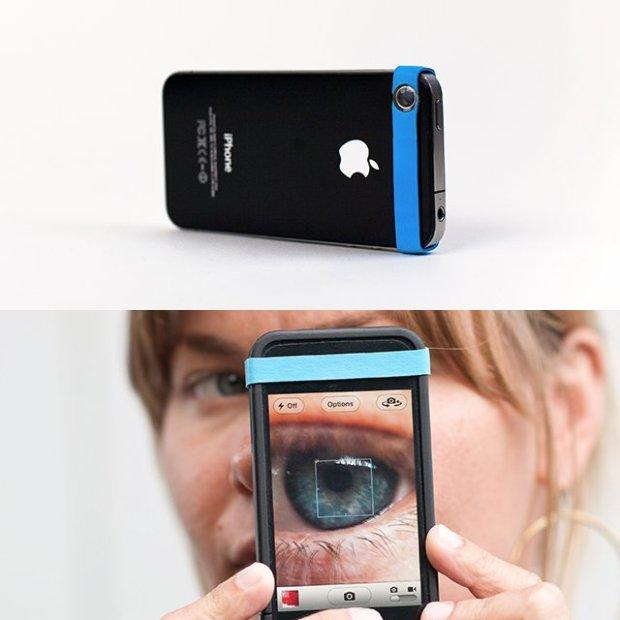 Macro Cell Lens Band