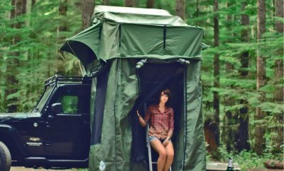 Annex Tent by Treeline Outdoors