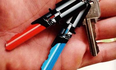 Lightsaber Keys