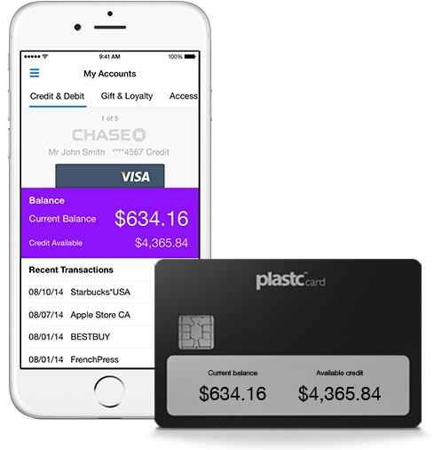 Plastic Is The New Smart Credit Card