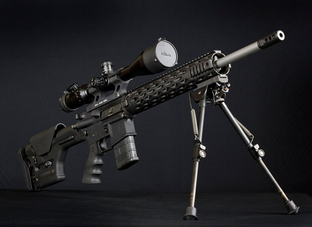 Build Your Own Untraceable, Unregistered AR-15 Rifle At Home!