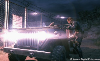 Metal Gear Solid V: Ground Zeroes PC Specs Revealed