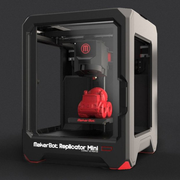 Replicator Mini 3D Printer by MakerBot