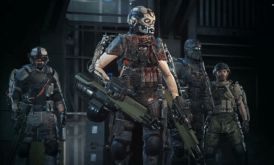 Call of Duty: Advanced Warfare, Exo Zombies