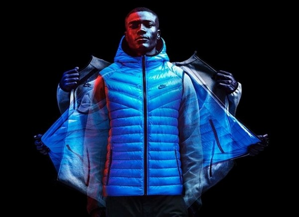 Nike's Reversible Windrunner Hoodie With A Heavily-Insulated Vest