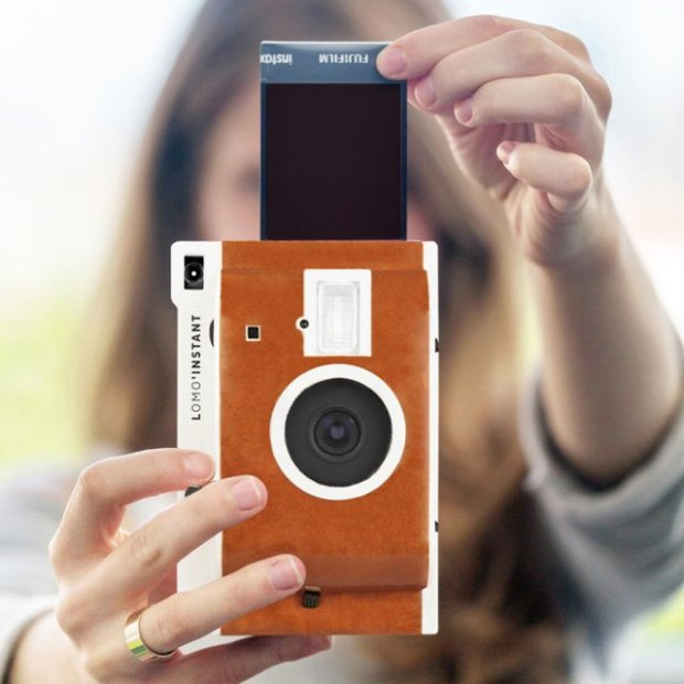 The Lomo'Instant Camera