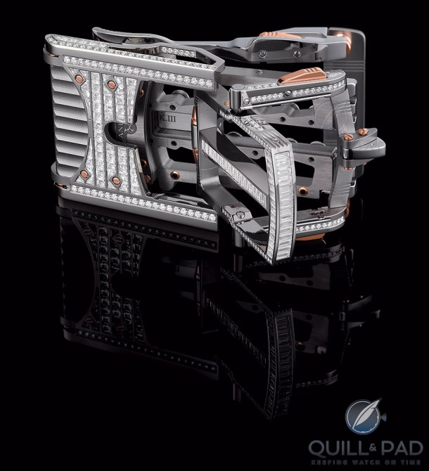 The World's Most Expensive Belt Buckle
