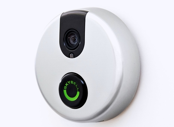 Video-Recording, Motion-Detecting SkyBell