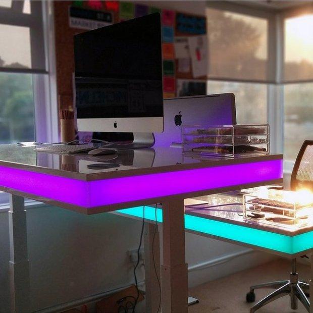 TableAir Interactive Desk