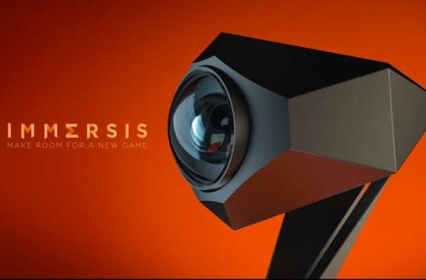 Immersis Virtual Reality Immersive Gaming Solution