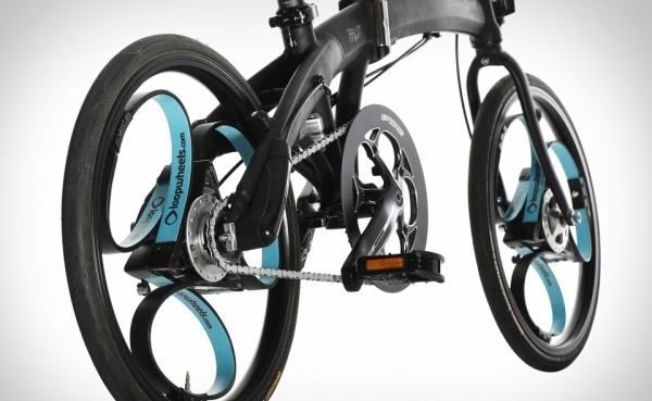 The Bicycle Wheel Re-Invented