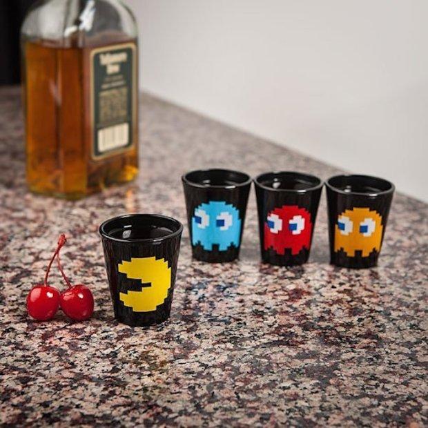 Pac-Man-Shot-Glass