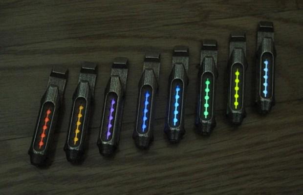 3D Printed Radioactive Tritium Flashlight