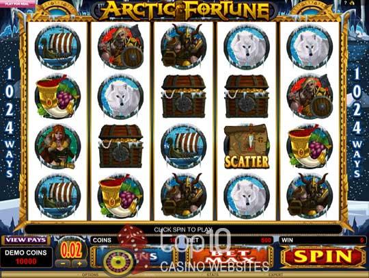 arctic-fortune