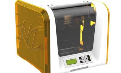$349 XYZPrinting da Vinci Junior FFF 3D Printer