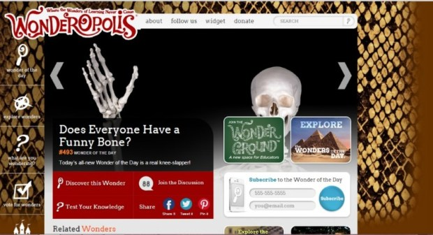 10 Fun And Educational Websites Your Child