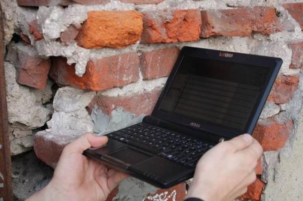 Mysterious USB Drives Are Buried In Walls All Across New York