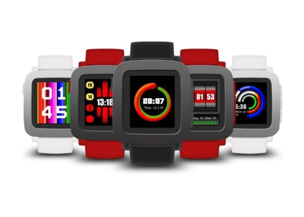 Lignite Pebble SmartWatch