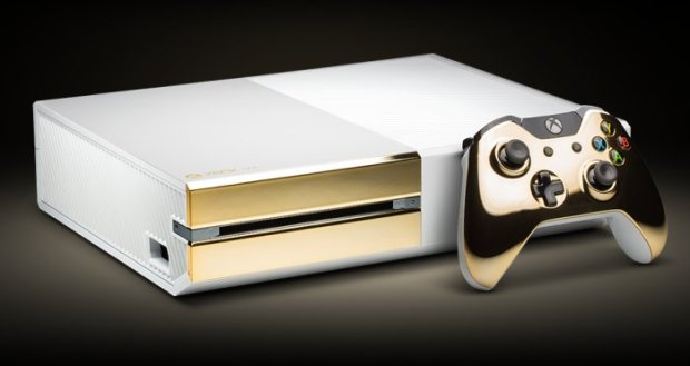 Limited Edition 24k Xbox One Pearl