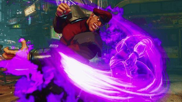 Street Fighter V M Bison (1)
