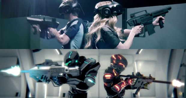 Startup Company THE VOID Trying to Make VR Theme Parks aReality