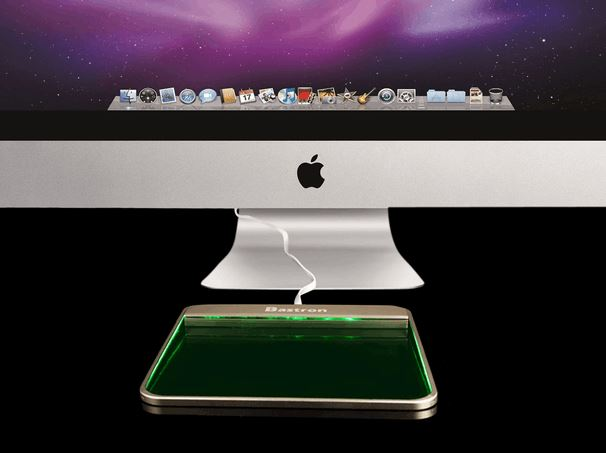 Magic Glass Touchpad Trackpad with Gestures by Bastron
