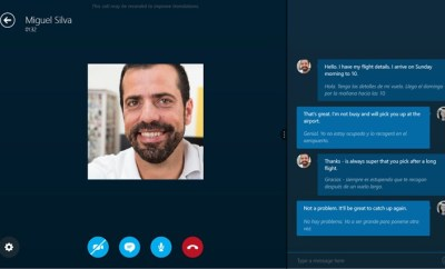 Skype's Real-Time Translator Now Speaks French and German